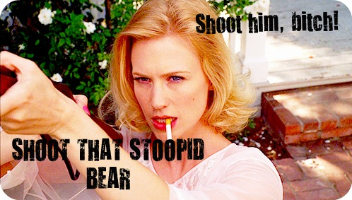 SHOOTINGFEDERBEAR