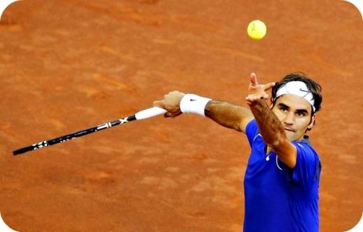 Madrid Federer2
